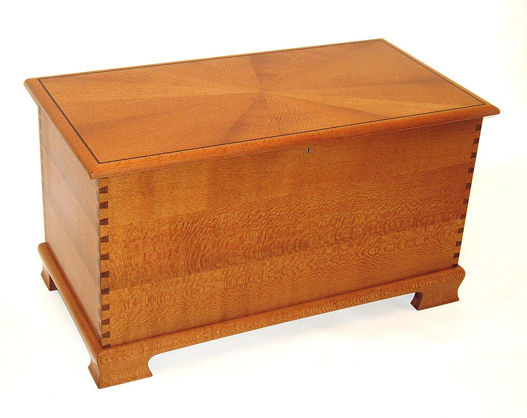 Shaker Blanket Chest Plans Free PDF Woodworking